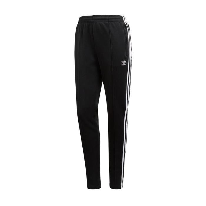 652f27f40d352 adidas Performance ESSENTIALS - Pantalon de survêtement - utility  black/vivid red Enfant Vêtements sport,tennis adidas moins cher,en promotion