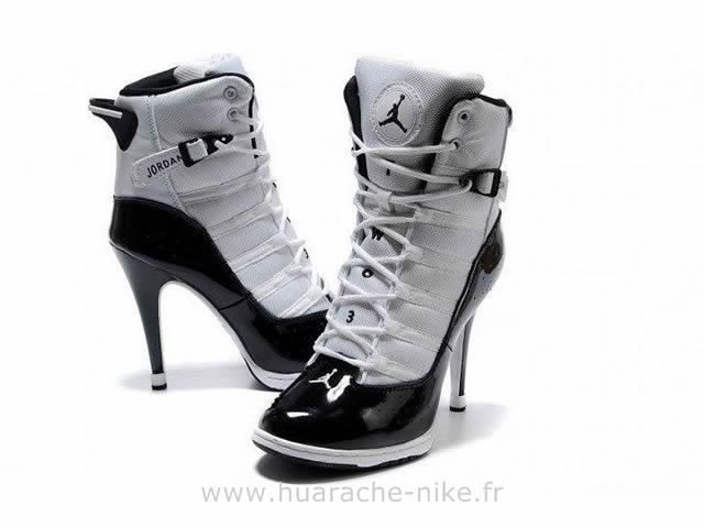 b63efd35df1edb Acheter du glamour 01 air jordan 11 Low Heiress blanc Chaussures argent  chaussure de basket- ... escarpins salom茅 pas cher,escarpins femme  confortables ...