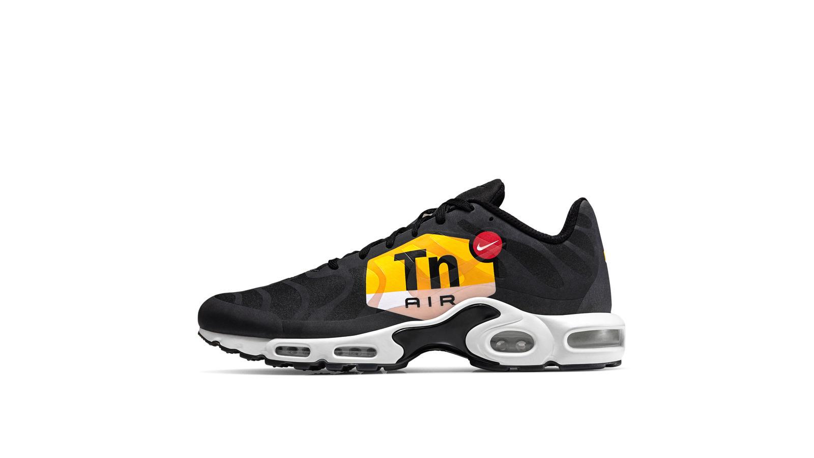 e5b5f3e0b235 à propos de chaussures Nike Air Max Nike Air Max Tennis Sneakers Baskets  Nike Air Max Tn Tuned 1 Mercurial Footlocker Taille 42 Jaune