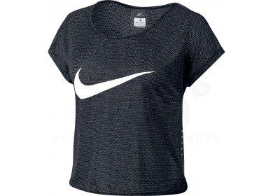fa329ba231be7 Nike TOP GRAPHIC Blanc Femme Pulls et Sweat-shirts Sweat-shirt,nike  football us,Prix très abordable nike tee-shirt bleu femme tee shirt femme  nike pas cher ...